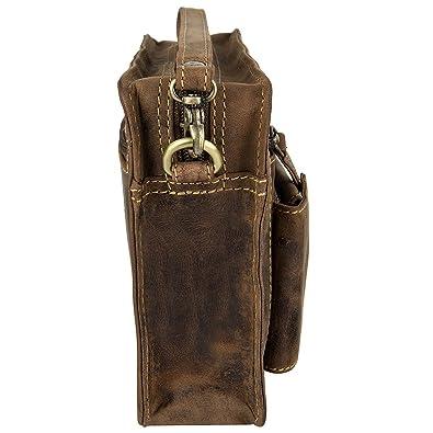 9bdde53bd99 Greenburry Vintage bolso hombre piel 22 cm Bolsos