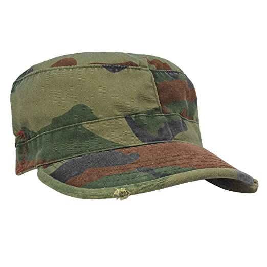 ef361e2410f Image Unavailable. Image not available for. Color  Rothco Vintage Fatigue  Cap