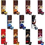 Probierbox Kaffee, Tchibo, Eduscho, Cafissimo, 110 Kapseln