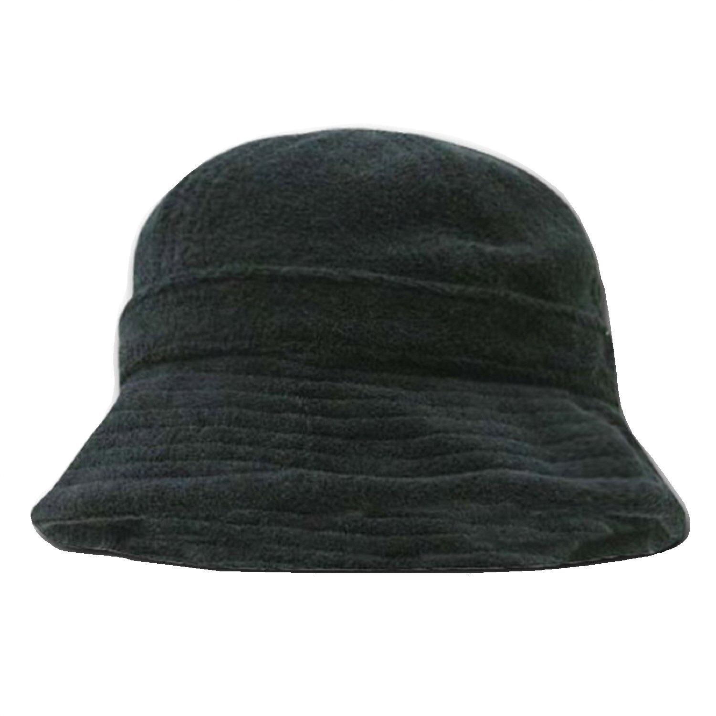 86ea37021 DECKY Cotton Unstructured Terrycloth Bucket Hat