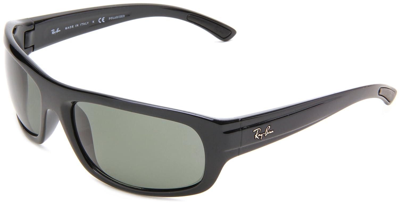 119b83aca8 Ray-Ban Sunglasses (RB 4166 601 58 63)  Amazon.co.uk  Clothing