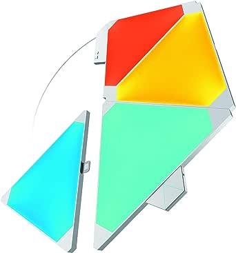 NANOLEAF NL28-2012TW-4PK Paneles de Luz, 4 W, Multi color(RGBW)