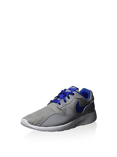 los angeles 4c7b6 e6693 Nike Kaishi GS Kids Running Sneaker (5.5Y, Grey Blue)
