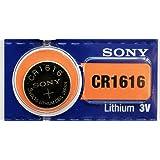 Sony CR1616 3V Lithium Battery 5 Batteries