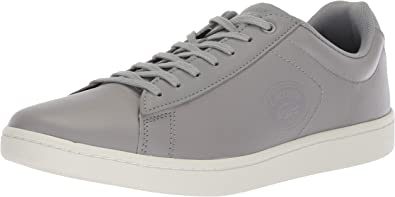 grey leather sneakers womens