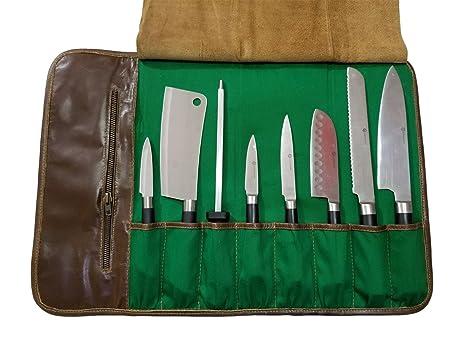 Amazon.com: Ligero bolsa de Premium cuchillo de chef ...