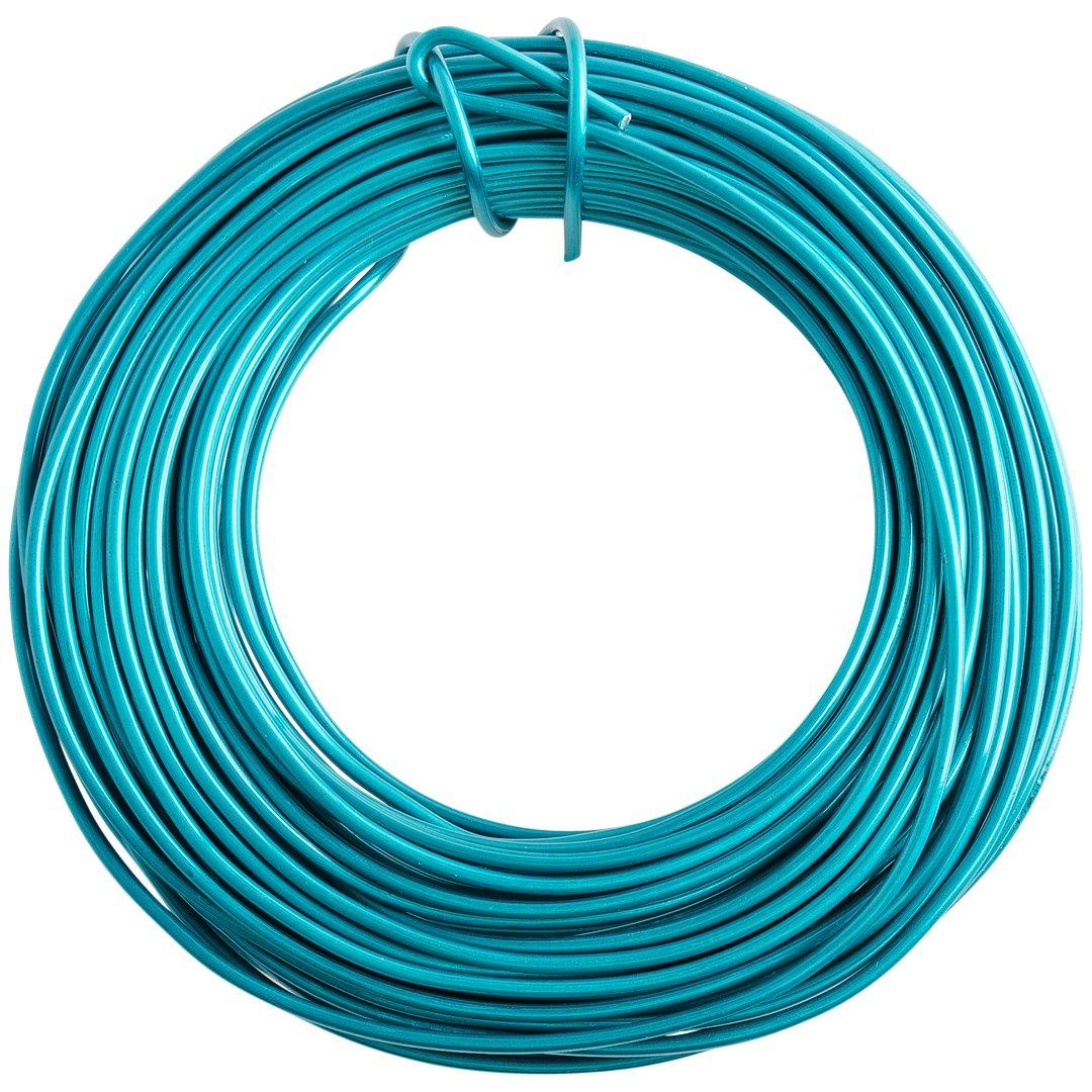 Amazon.com: 12 Gauge Red Enameled Aluminum Wire - 40ft