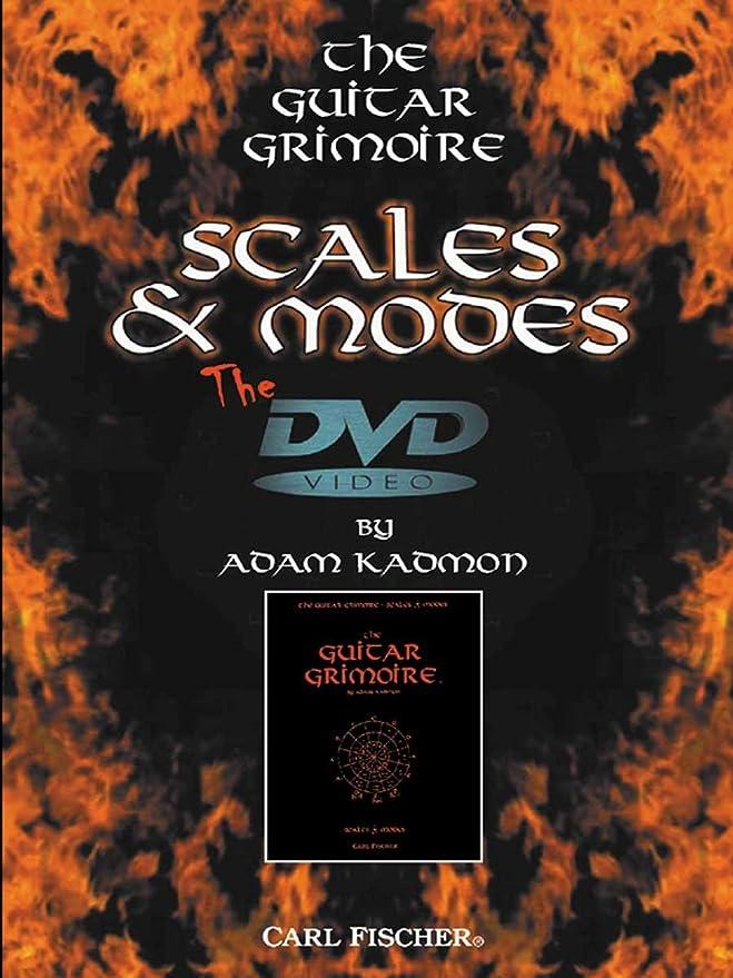 The Guitar Grimoire Scales Modes Amazon Dvd