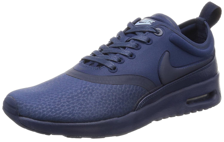 sports shoes 60974 f8ad1 Amazon.com   Nike Womens Wmns Air Max Thea Ultra PRM HK, MIDNIGHT NAVY MIDNIGHT  NAVY, 6.5 US   Road Running