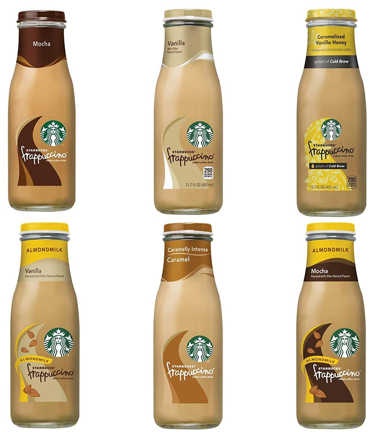 Expect More Starbucks Rappuccino Various Flavors 13 7oz