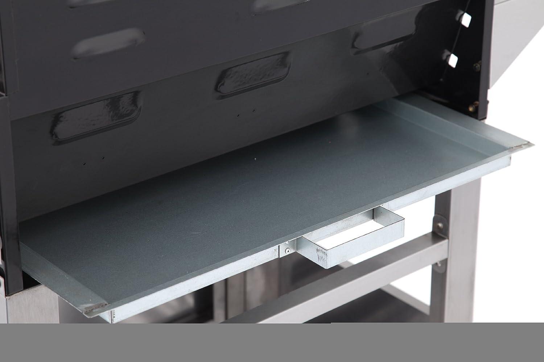 Tepro Gasgrill Wellington Test : Tepro gasgrill wellington silber: amazon.de: garten