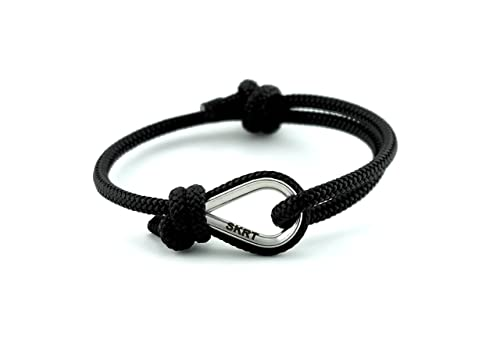 Custom Microfiber Faux Suede Leather Cord  Made In   USA  012 S1 Silver Nautical Rudder  Charm Bracelet Pick COLOR  SIZE