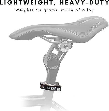 Super light Road Bike MTB bicycle CNC Seat Post Seatpost Clamp 31.8mm