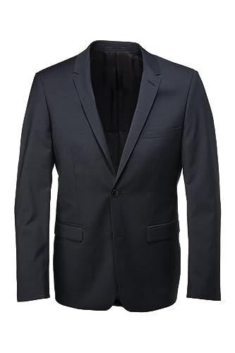 d7adedf01a26a ESPRIT Collection Veste de Costume Homme - 994EO2G901  Amazon.fr  Vêtements  et accessoires