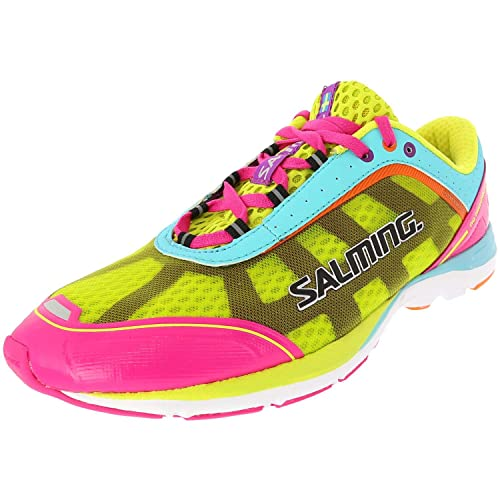 28887a653a9f0 Salming Distance 3 Womens Lace Up Running Shoes Trainers