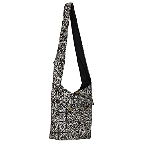 Amazon.com  Oversize Large Shoulder Bag cum-Crossbody Bag Hobo Sling ... 951f2b8e24649