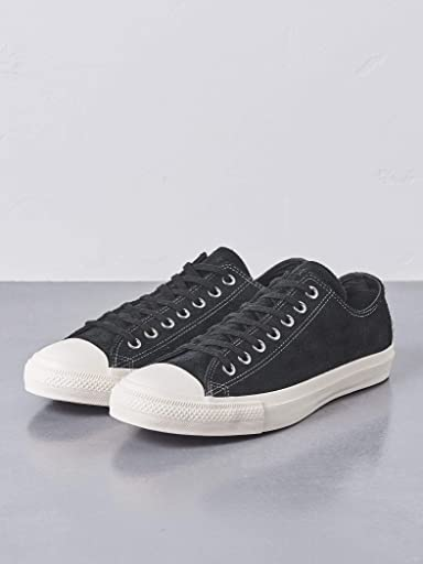 All-Star OX Suede 1331-499-8564: Black
