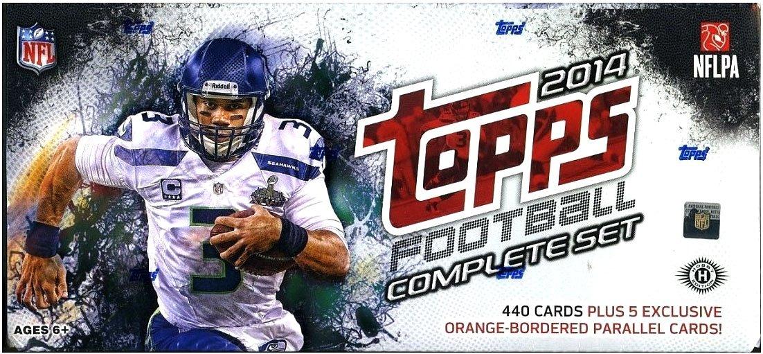 Amazon.com: NFL 2014 Topps Tarjetas de fútbol 2014 Topps ...
