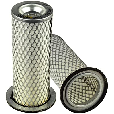 Luber-finer LAF8589 Heavy Duty Air Filter: Automotive