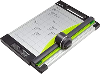 CARL 12-inch Green-Friendly Professional Rotary Paper Trimmer