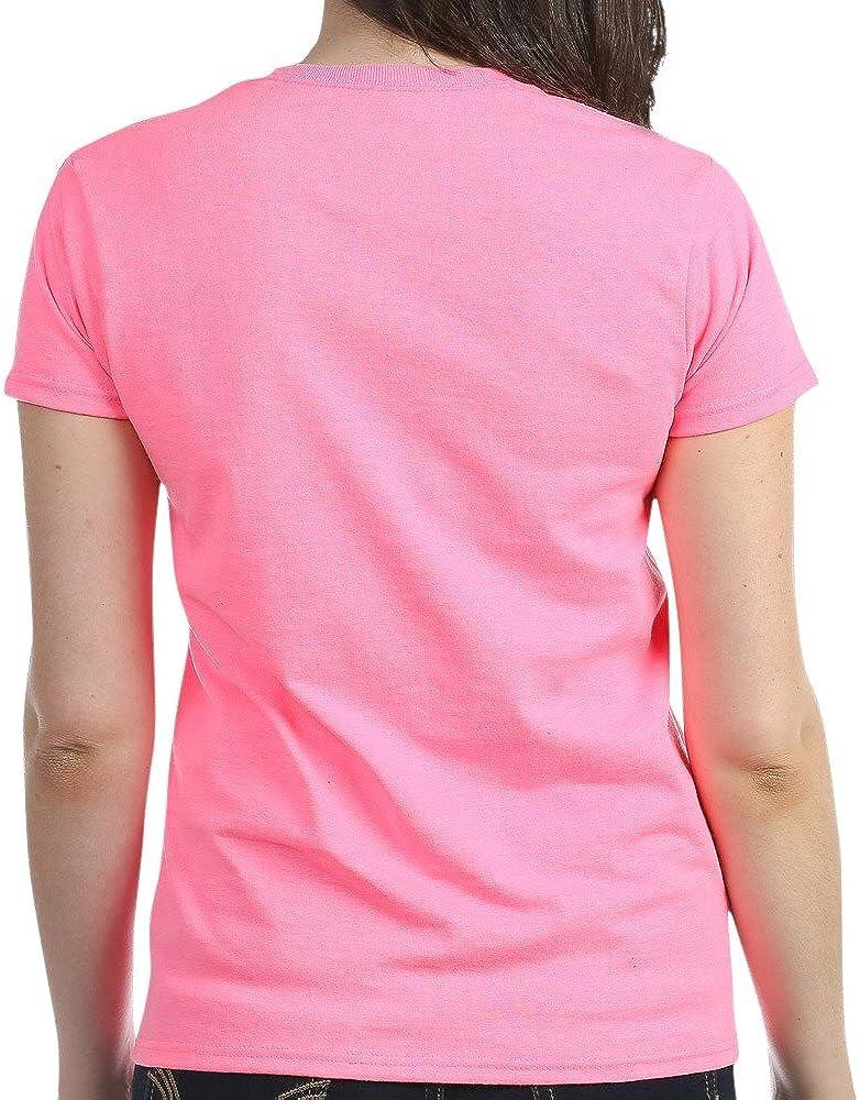 CafePress Womens Cotton T-Shirt My Little Pony Flowers T-Shirt