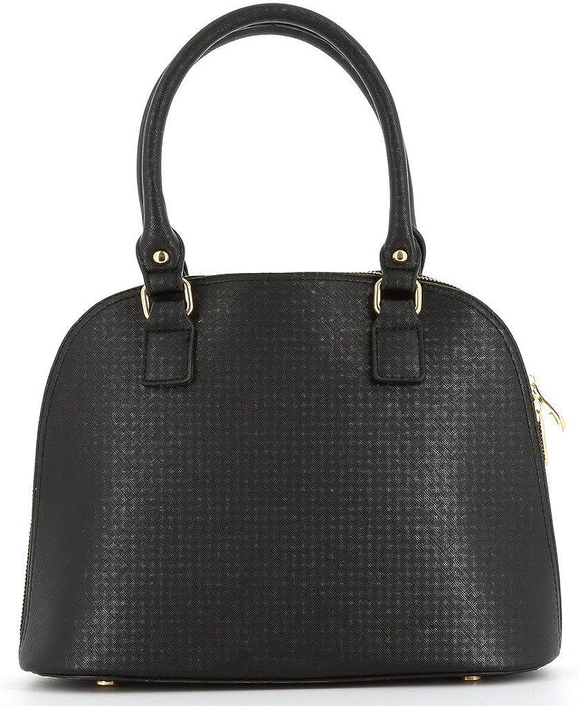 Trussardi Womens leather Handbags 76BTS05/_19/_NERO