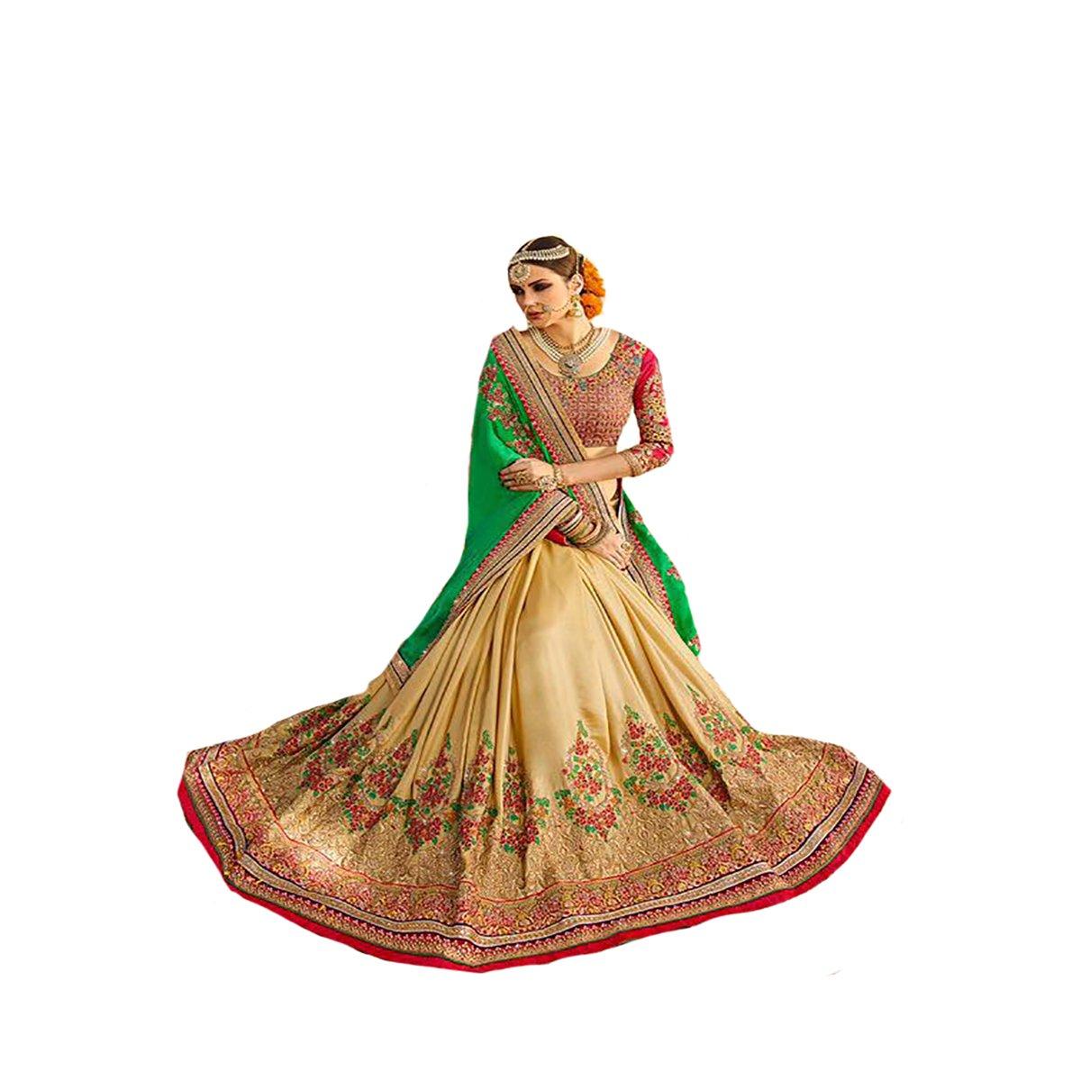 Wedding Party wear Saree Sari Bridal Ceremony Collection Heavy hand work