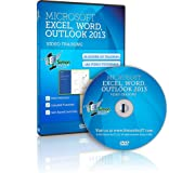 Learn Microsoft Office 2013 Training - 26 Hours of Video Tutorials for Excel, Word, and Outlook 2013