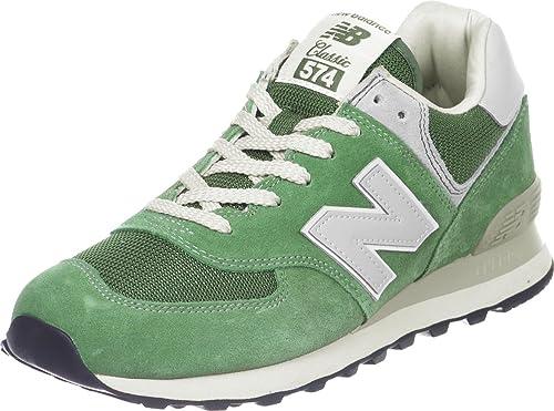 new balance 574 verdi e rosse
