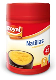 Royal Natillas Hostelería - Bote: 800 gr