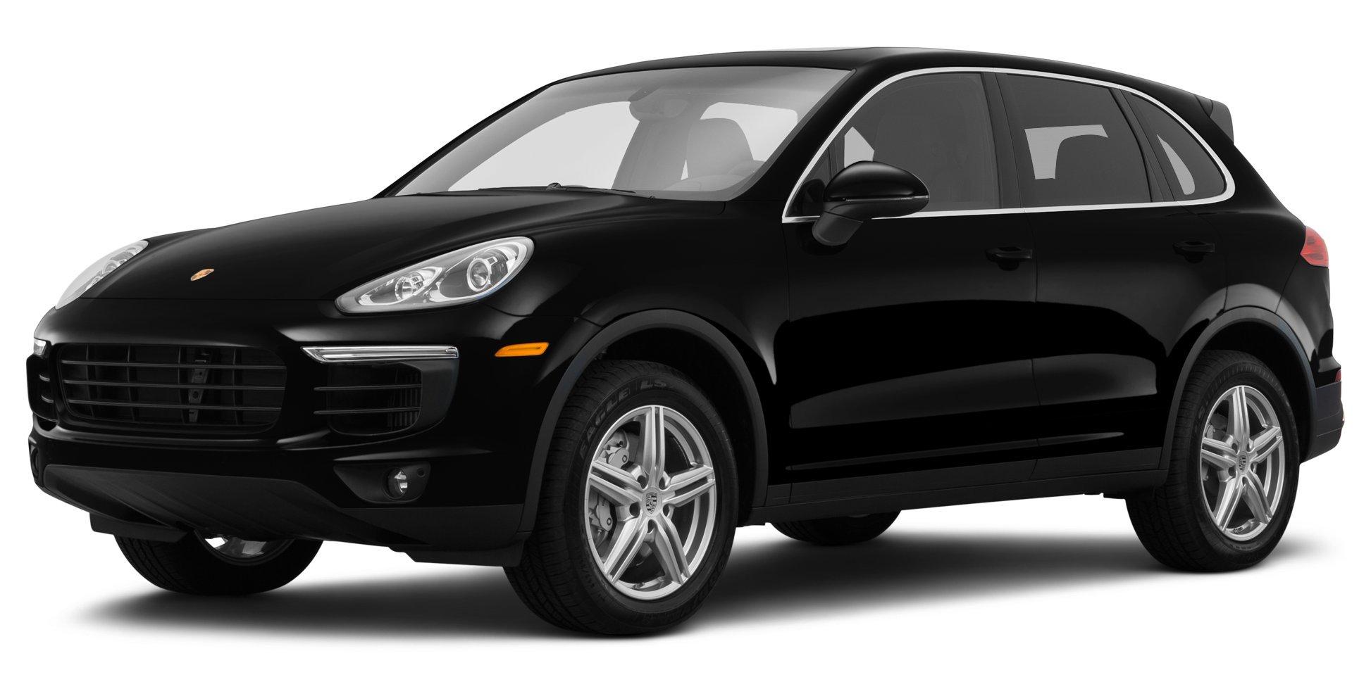 2015 porsche cayenne diesel all wheel drive 4 door