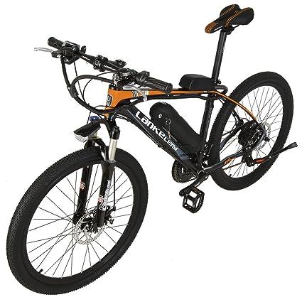 Smlro Lankeleisi T8 Elettrica Bicicletta Di Neve Fat Tires Montagna