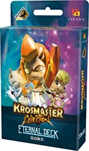 Eternal Deck Temporada 1 - Expansão, Krosmaster Arena Galápagos Jogos