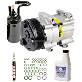 AC Compressor w/A/C Repair Kit For Ford Ranger & Mazda B4000 B3000