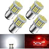 1157 Led Brake Light Bulb, 12V-24V 1157 7528 2357 2057 BAY15D LED Replacement Light Bulb for Brake Tail Running Parking…