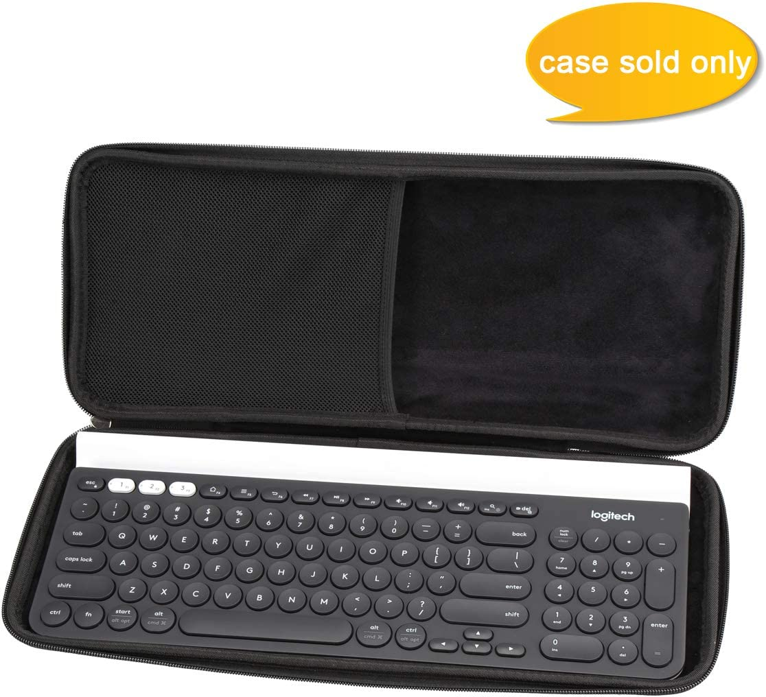 Aproca Hard Carry Travel Storage Case for Logitech K780 Multi-Device Wireless Keyboard