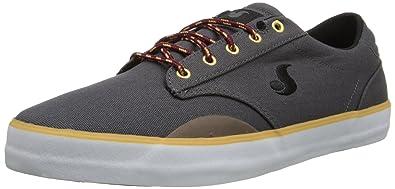 DVS Shoes Daewon 14 - Zapatillas de Skateboarding para Hombre, Color Blue (Navy/blk Suede), Talla 40