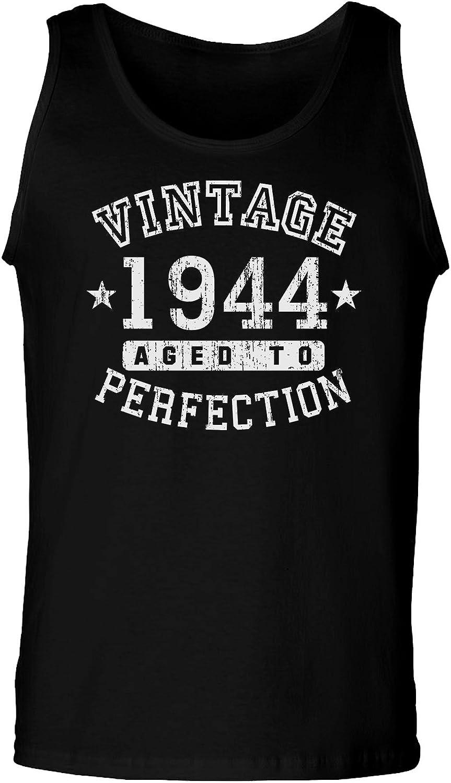 Vintage Birth Year Mens String Tank Top Brand TooLoud 1957