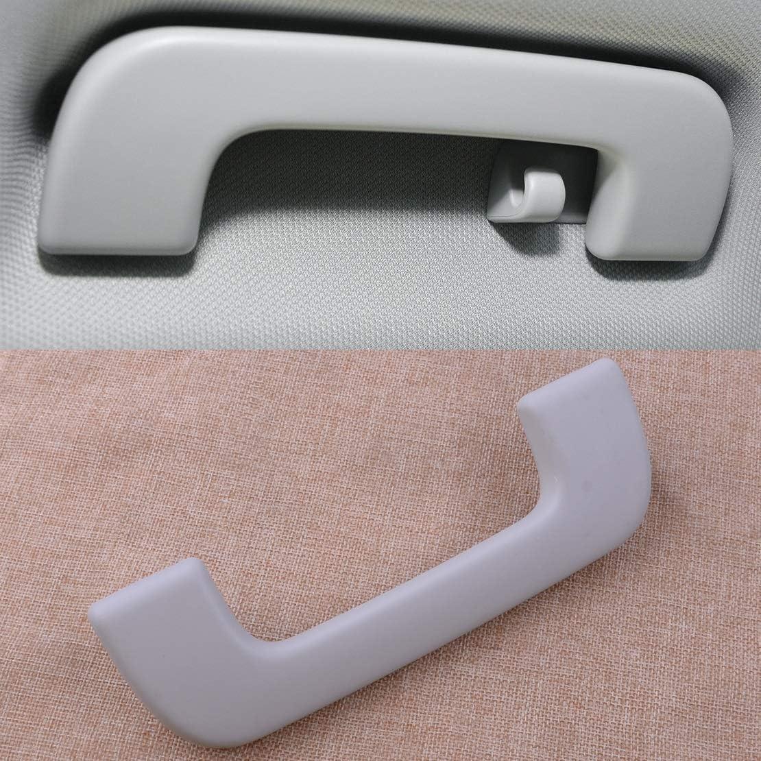 KQW-HAT Auto Grigio Interni Anteriore del Tetto Grab Impugnatura//in Forma for lAudi A4 S4 Quattro A5 S5 Q5 2010-2014