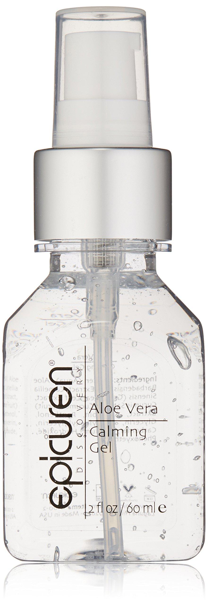 Epicuren Discovery Aloe Vera Calming Gel, 2 Fl oz by epicuren DISCOVERY