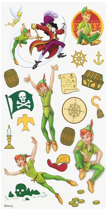 Disney Peter Pan Sticker: Amazon.co.uk: Kitchen & Home