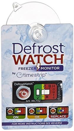 defrostwatch Minus 800 – 085 TP107 defrostwatch ascendente ...