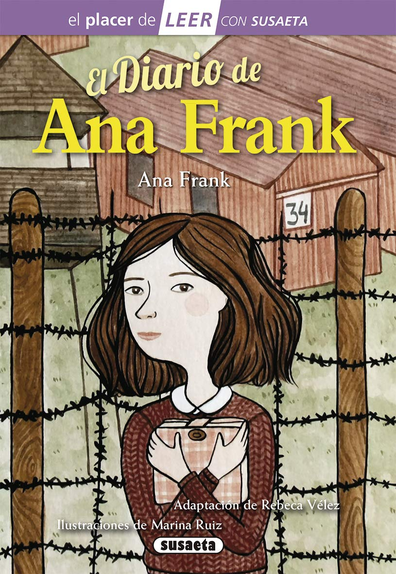 El Diario De Ana Frank Amazon Co Uk Vv Aa 9788467749892 Books