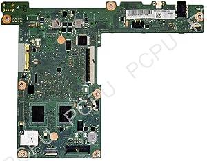 """60NL0730-MB3001 Asus EEEBOOK X205TA 11.6"""" Laptop Motherboard 2GB/32GB SSD w/Intel Atom Z3735F 1.33GHz CPU"""