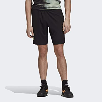.com : adidas Men's Ny Solid Tennis Short : Clothing