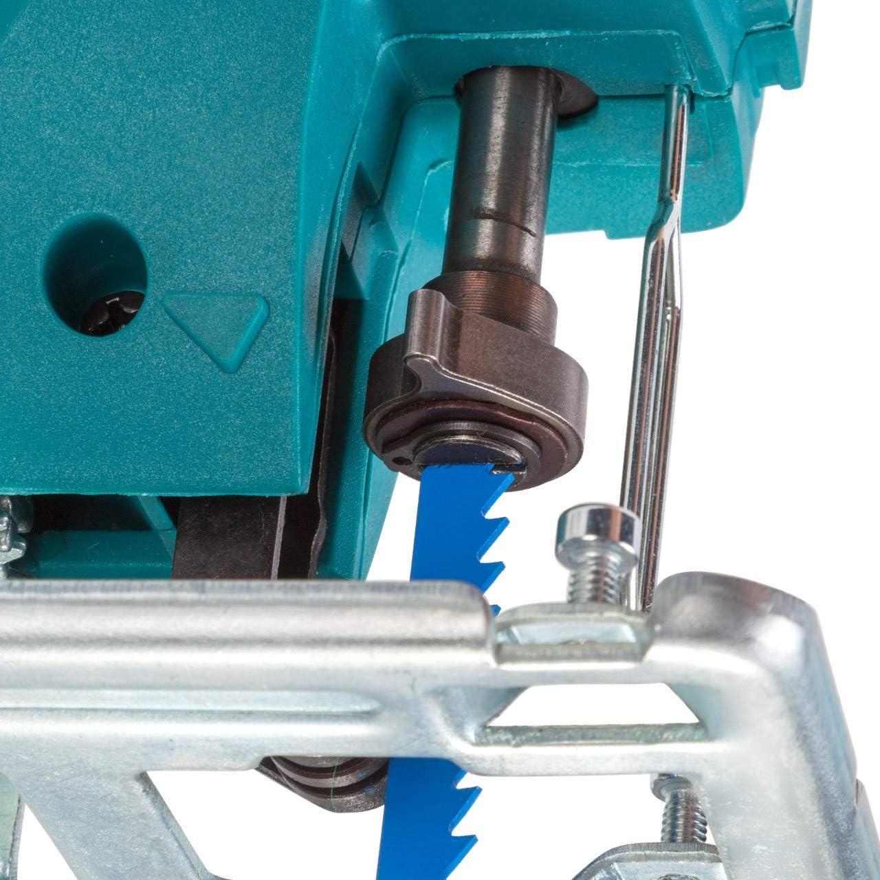 Metall 8 mm 500-3000 UpM Schnitttiefe: Holz 65 mm Bort Stichs/äge BPS-700X-Q 650 Watt elektronischer Drehzahlregelung Pendelhubstichs/äge