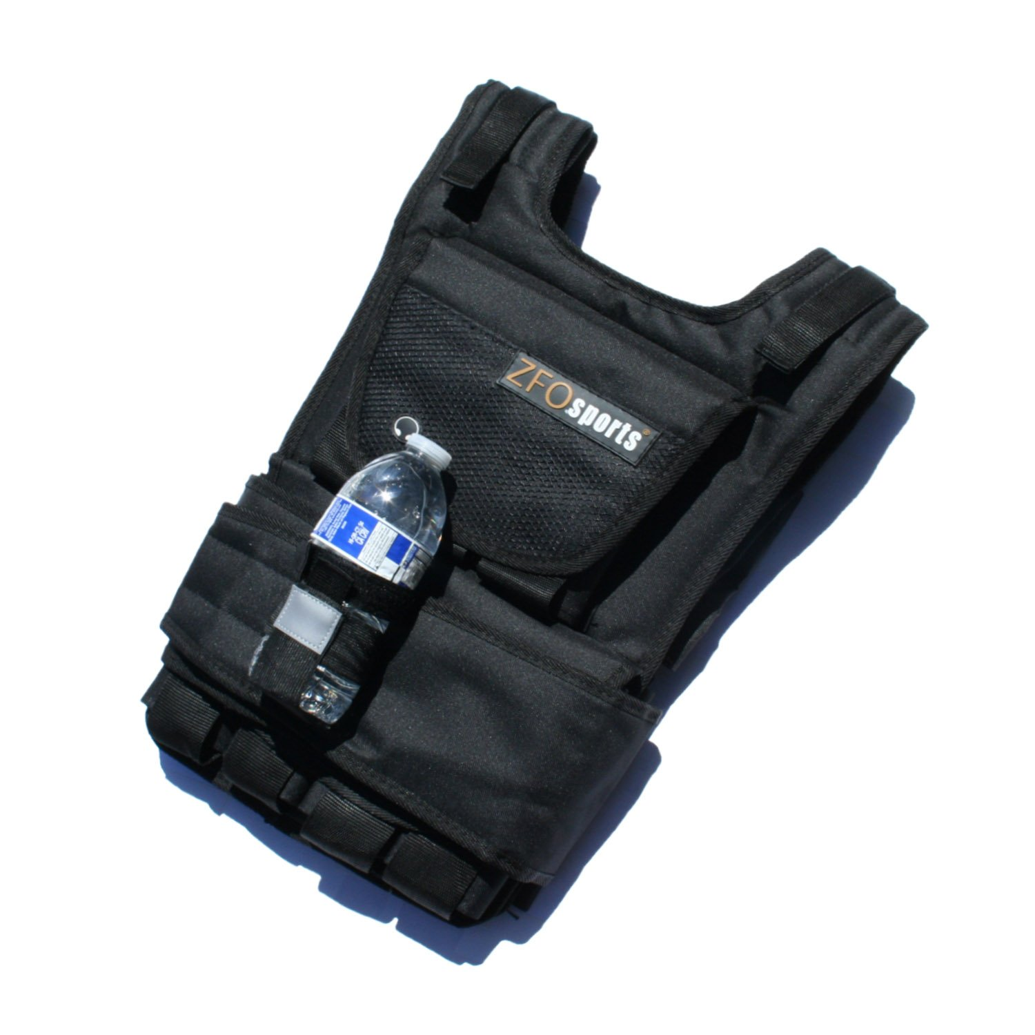 ZFOsports Weighted Vest 40lbs/60lbs/80lbs (60lbs) by ZFOsports (Image #3)