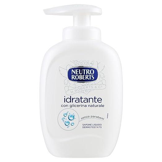 3 opinioni per Neutro Roberts- Sapone Liquido , Idratazione Attiva, Extra Idratante, Con
