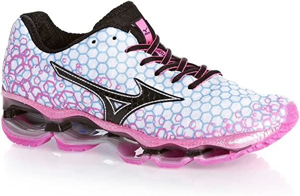 Mizuno Wave Prophecy 3 Womens Zapatillas Para Correr - 38: Amazon ...