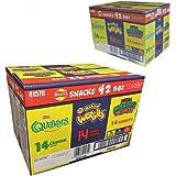 Walkers Snacks Box, 5 Varieties (Pack of 42)